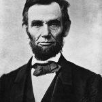 portret Abraham Lincoln